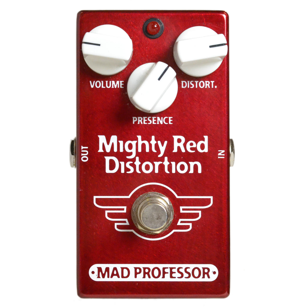 Mad Professor Mighty Red Distortion (Handwired) Second Hand