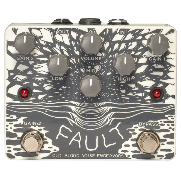 Old Blood Noise Endeavors Fault Overdrive Distortion