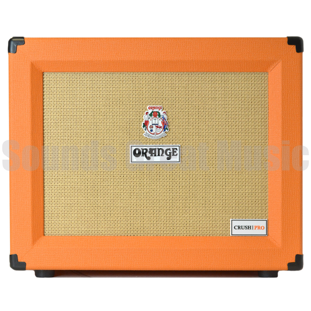 Orange CR60  Crush Pro 60 Combo Second Hand - Combos - Orange - Sounds Great Music