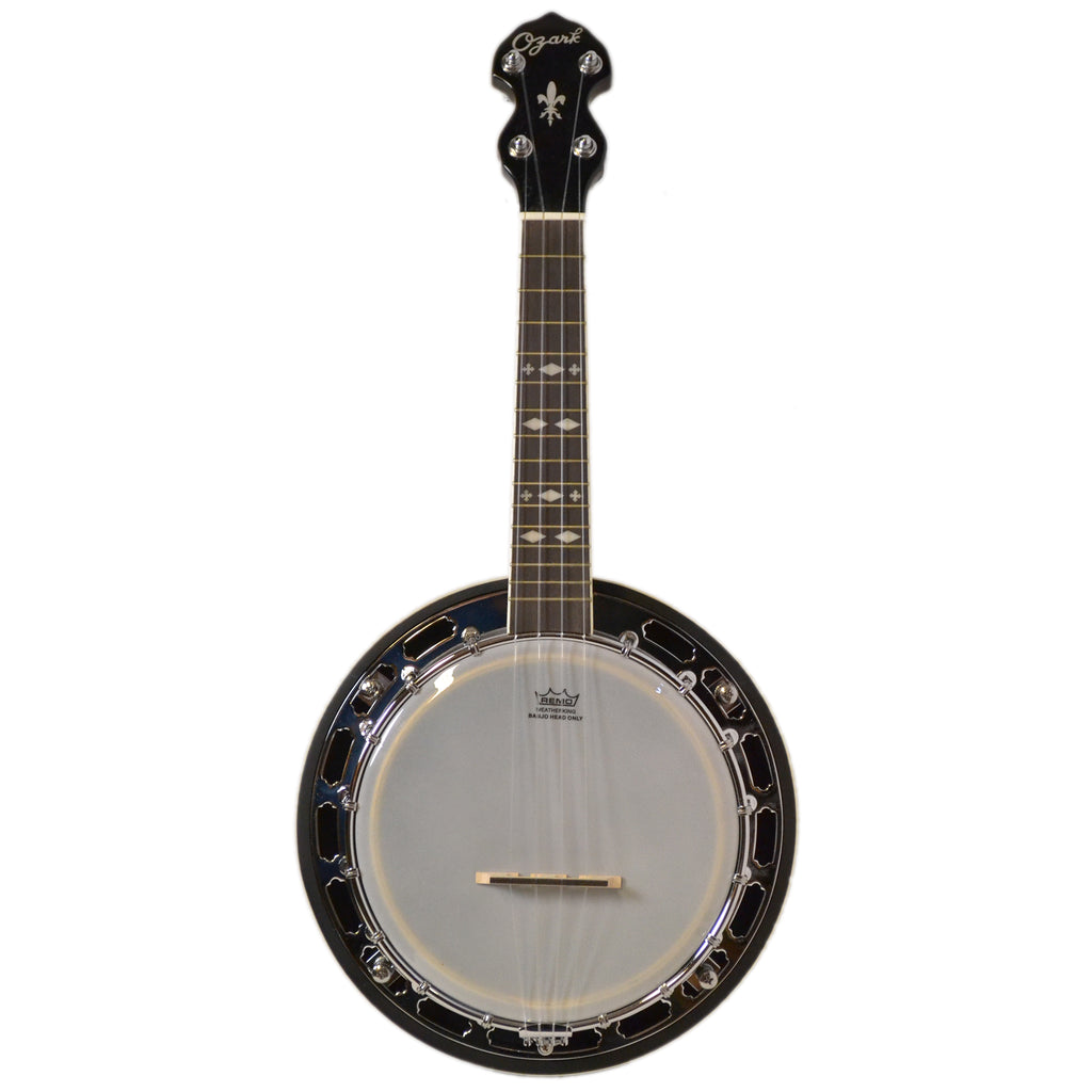 Ozark 2037  Ukulele Banjo Second Hand Inc Case