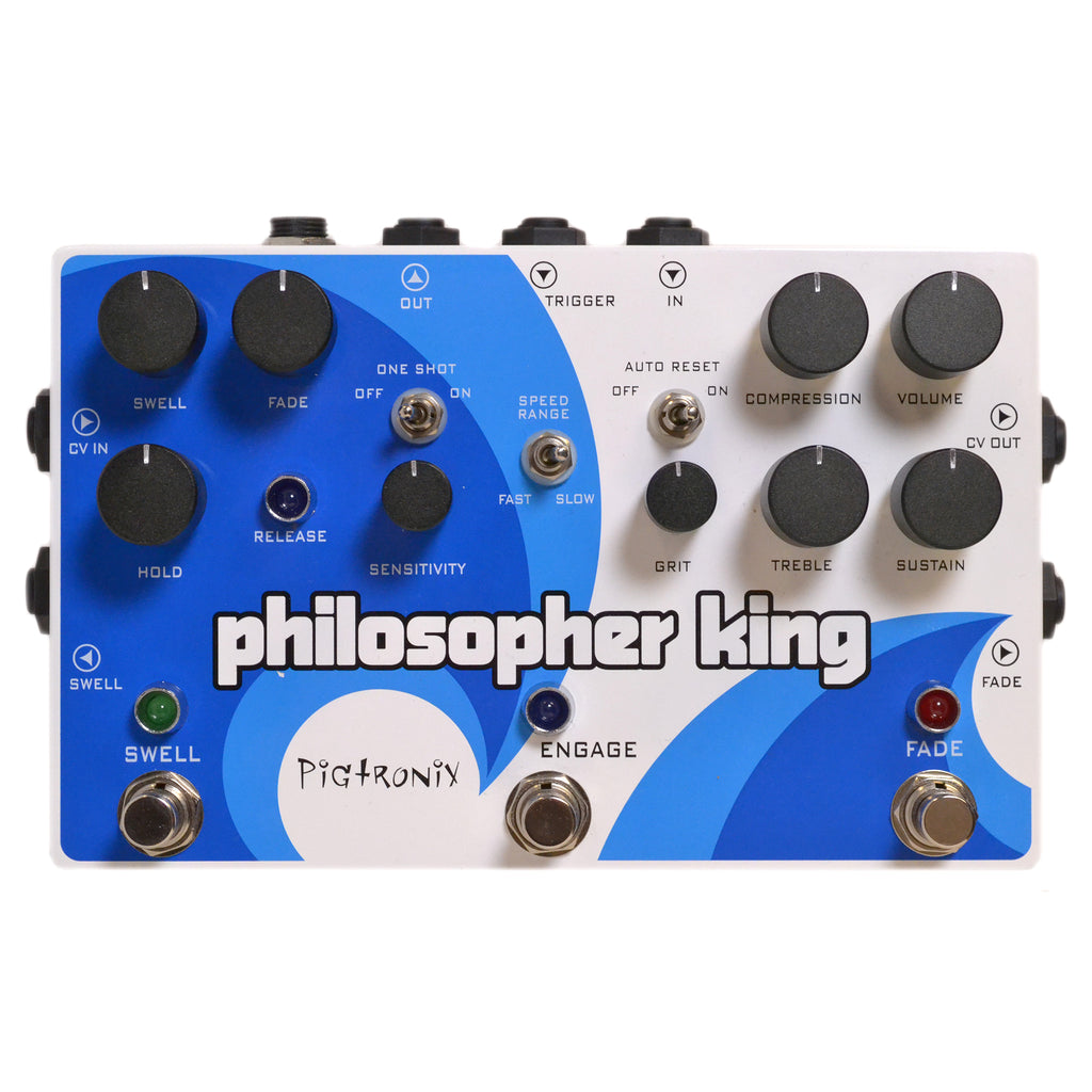 Pigtronix Philosopher King Second Hand
