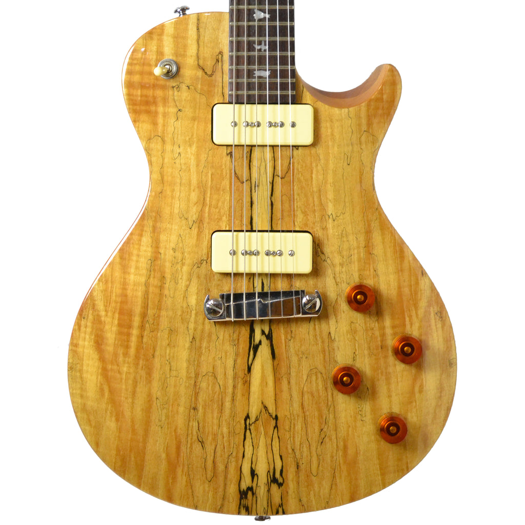 PRS SE245 Spalted Maple Limited Edition Second Hand Electric Guitar inc Gig Bag