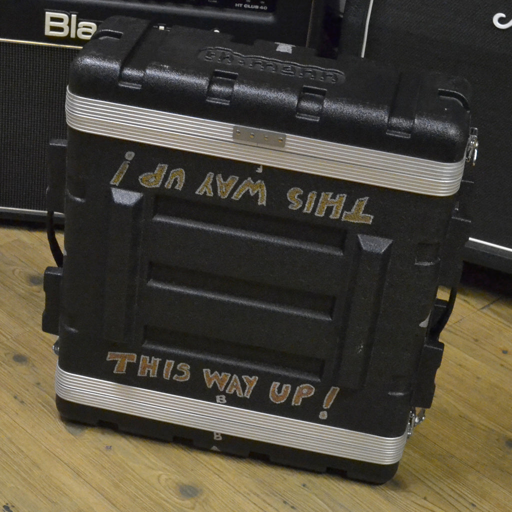 Thomann Branded 3U Rack Case with Panels Second Hand