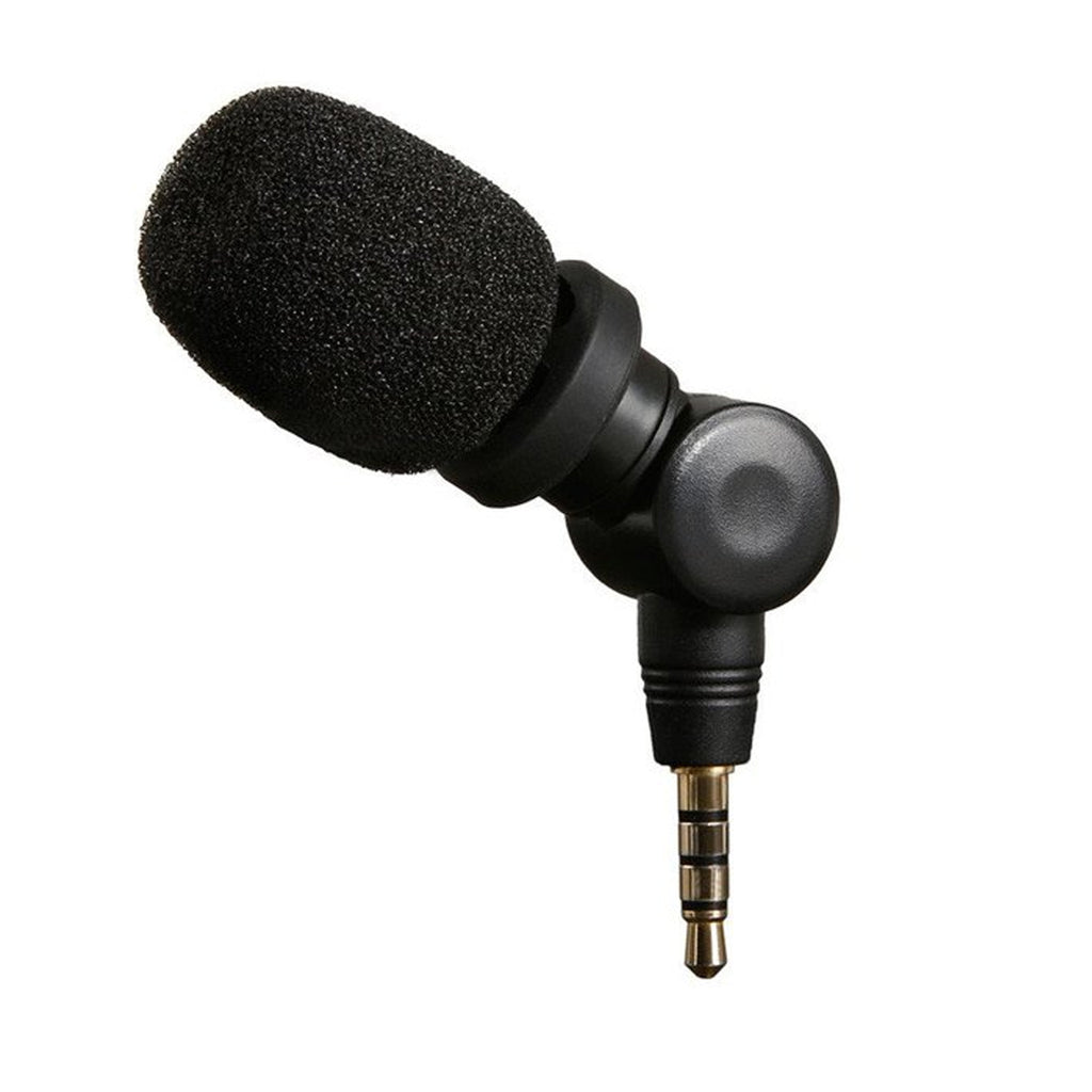 Saramonic SmartMic Professional TRRS Condenser Microphone for iPhone, iPad, iPod Touch & Mac