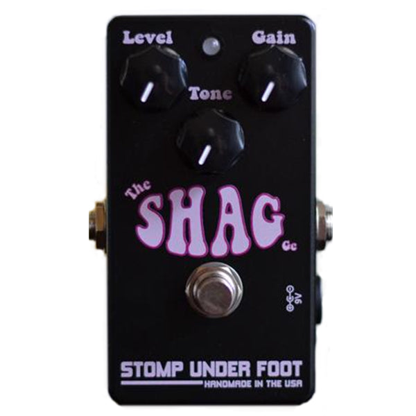 Stomp Under Foot The Shag