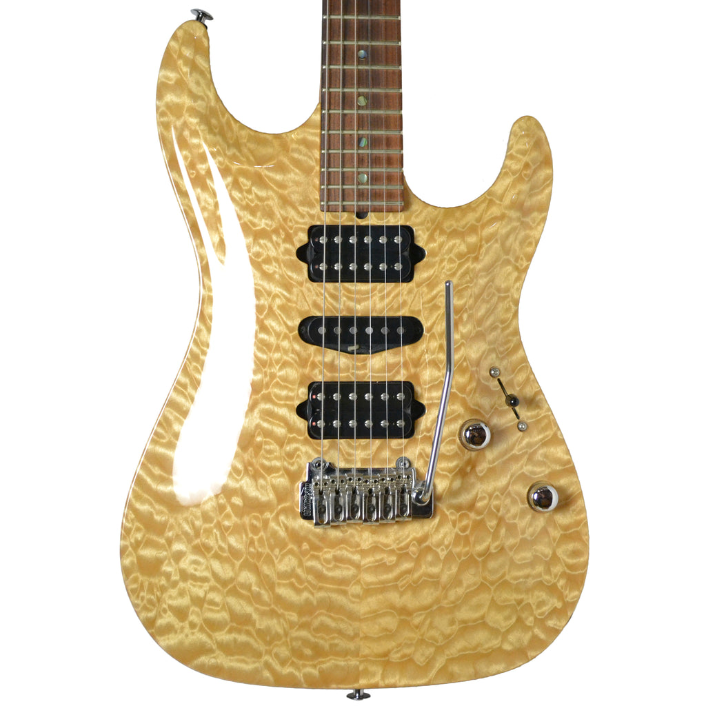 Suhr Carve Top Standard Chambered Natural #4504 Second Hand