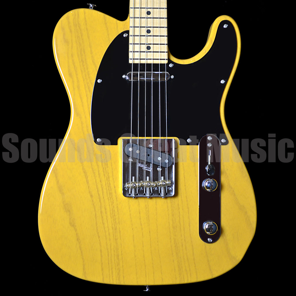 Suhr Classic T Pro 50s Spec Trans Butterscotch Electric Guitar - Electric Guitar - Suhr - Sounds Great Music