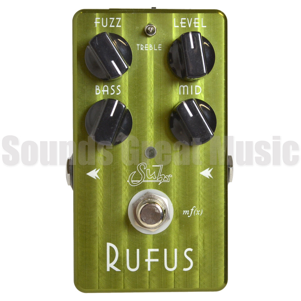 Suhr Rufus Fuzz Second Hand