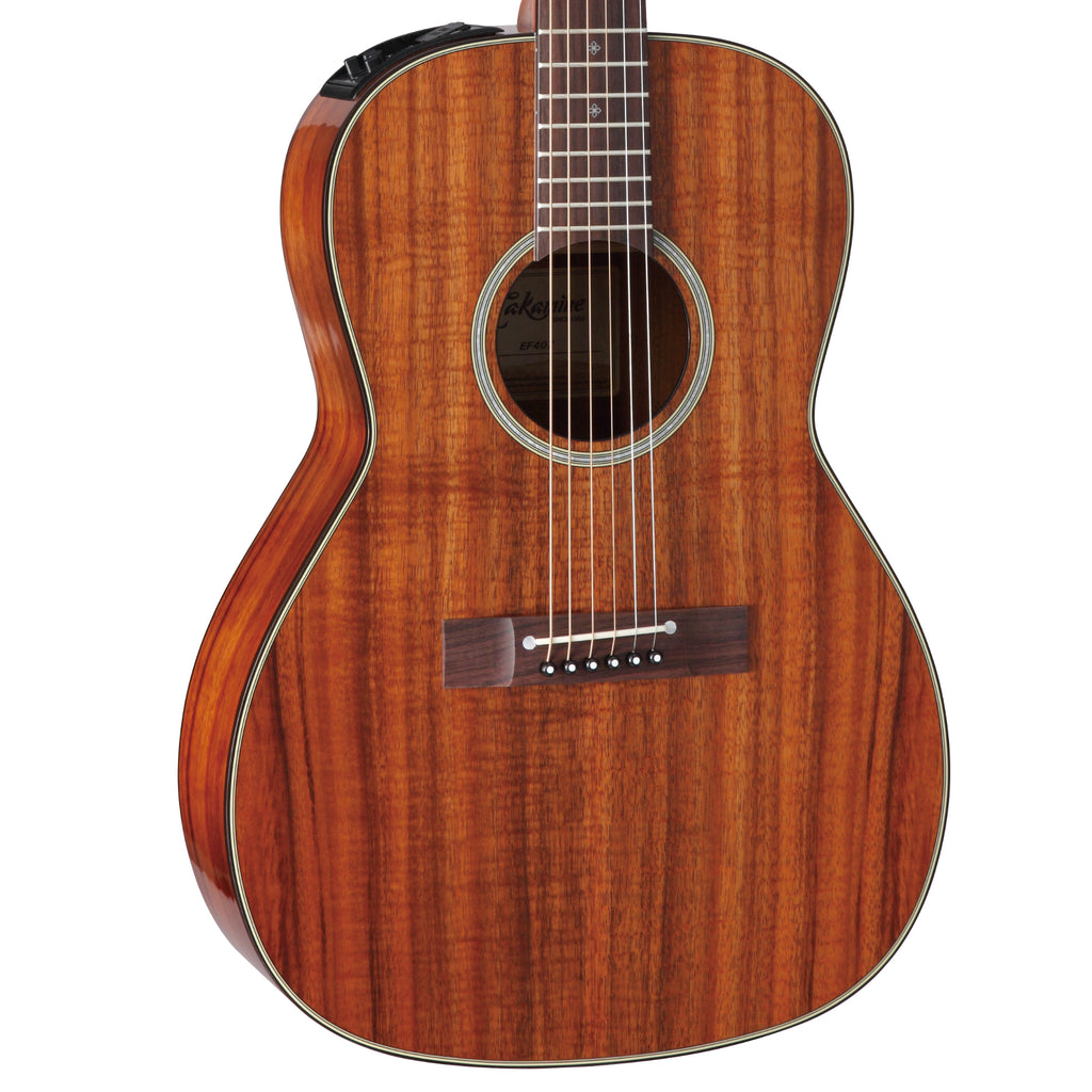 Takamine EF407 Acoustic Guitar