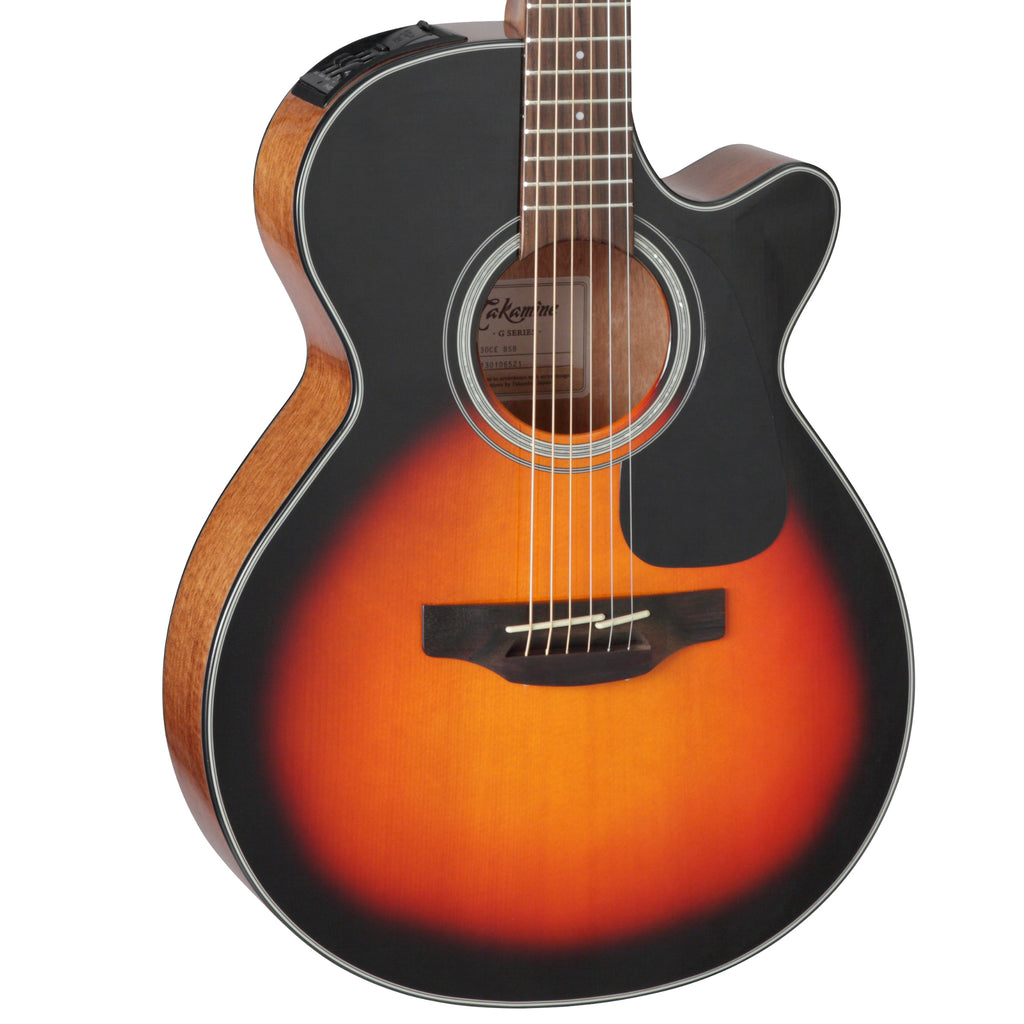 Takamine GF30CE-BSB Acoustic Guitar
