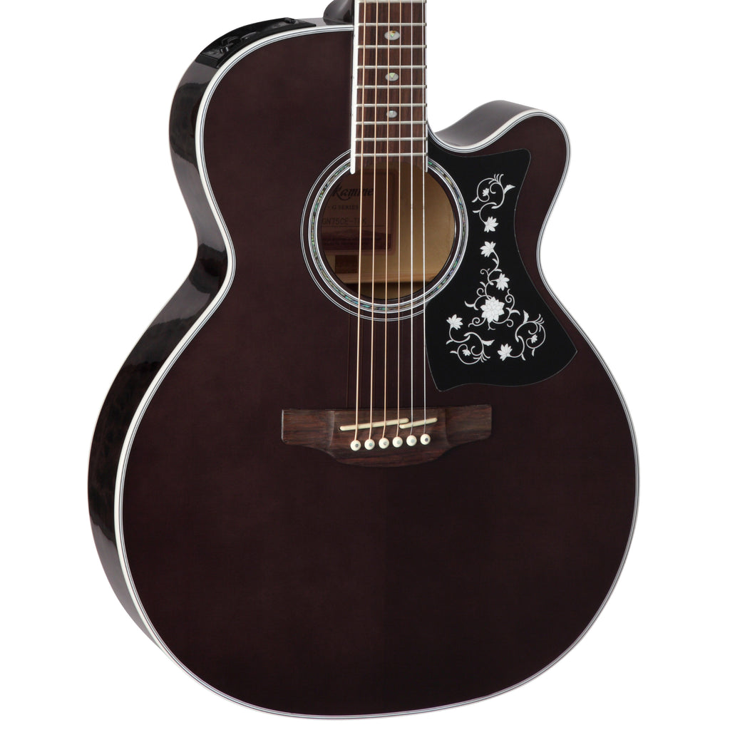 Takamine GN75CE-TBK Acoustic Guitar