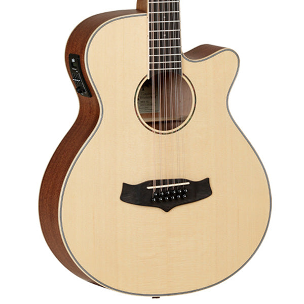 Tanglewood Winterleaf TW12CE 12 String Acoustic Guitar