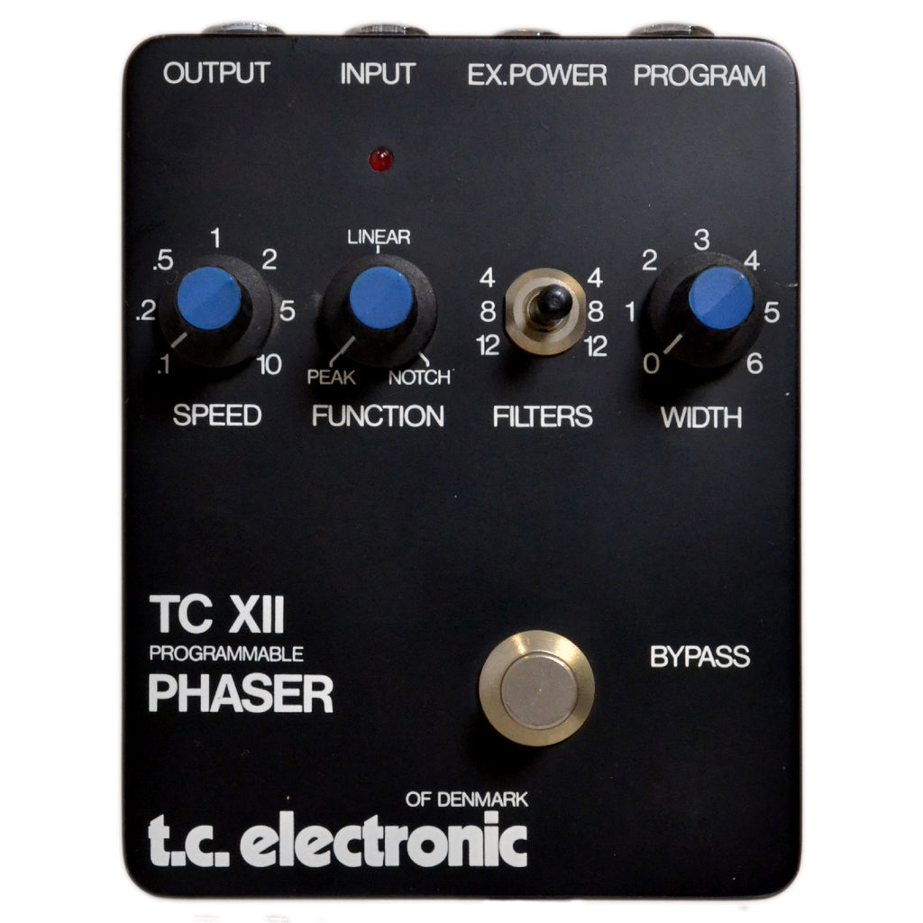 TC Electronic Phaser XII Second Hand