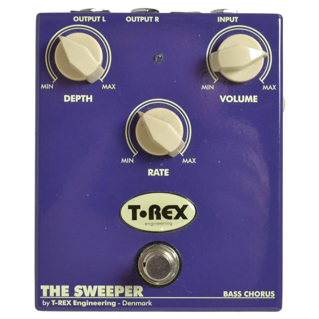 T Rex The Sweeper Bass Chorus Second Hand