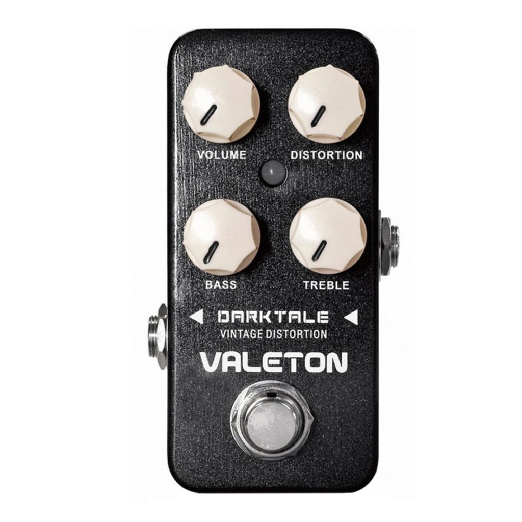 Valeton Coral Series Darktale Vintage Distortion Effects Pedal
