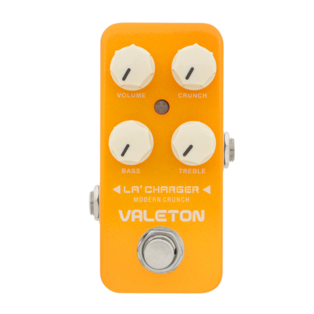 Valeton Coral Series La Charger Modern Crunch Effects Pedal