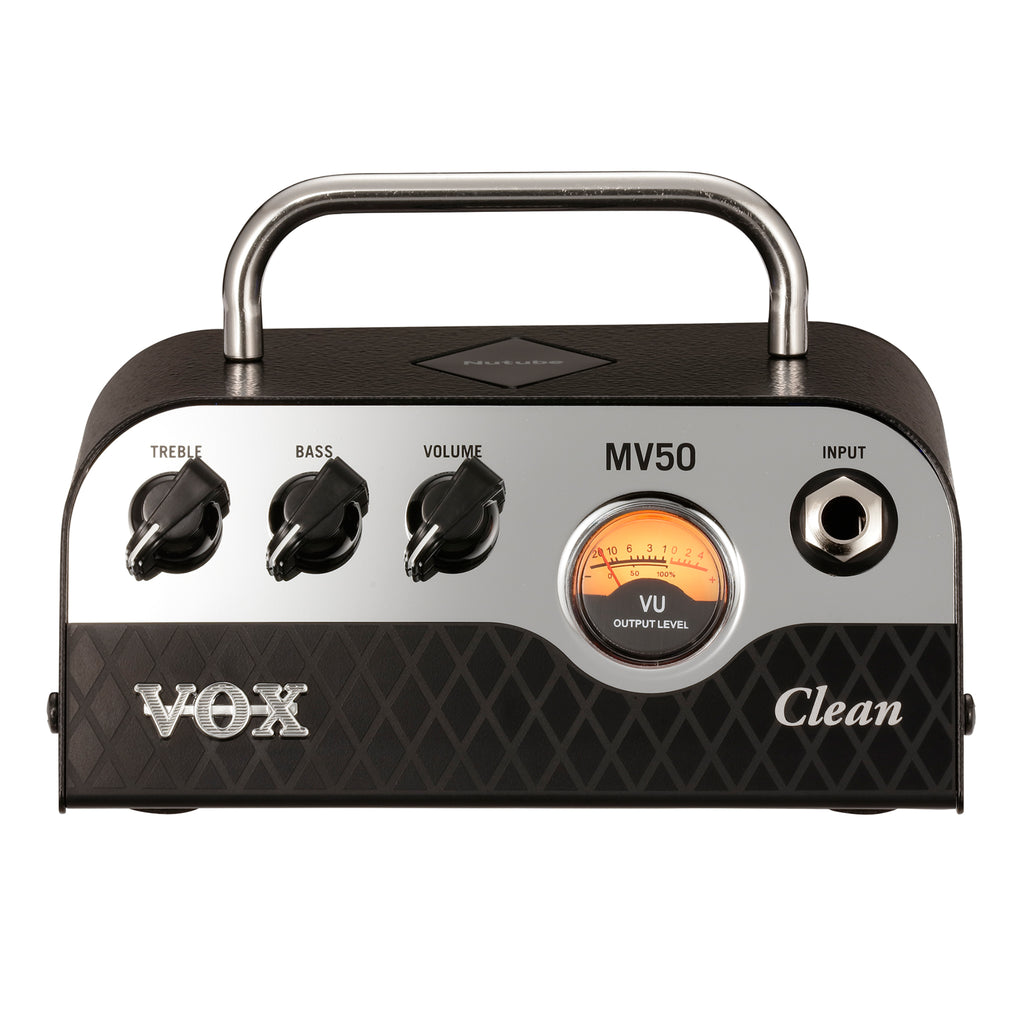 Vox MV50 Clean - Amplifier Head - Vox - Sounds Great Music