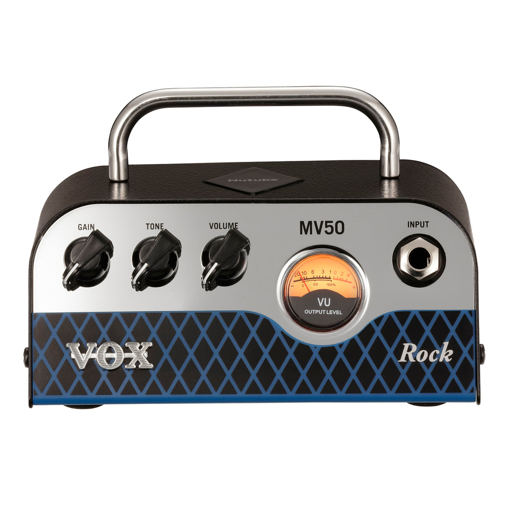 Vox MV50 Rock - Amplifier Head - Vox - Sounds Great Music
