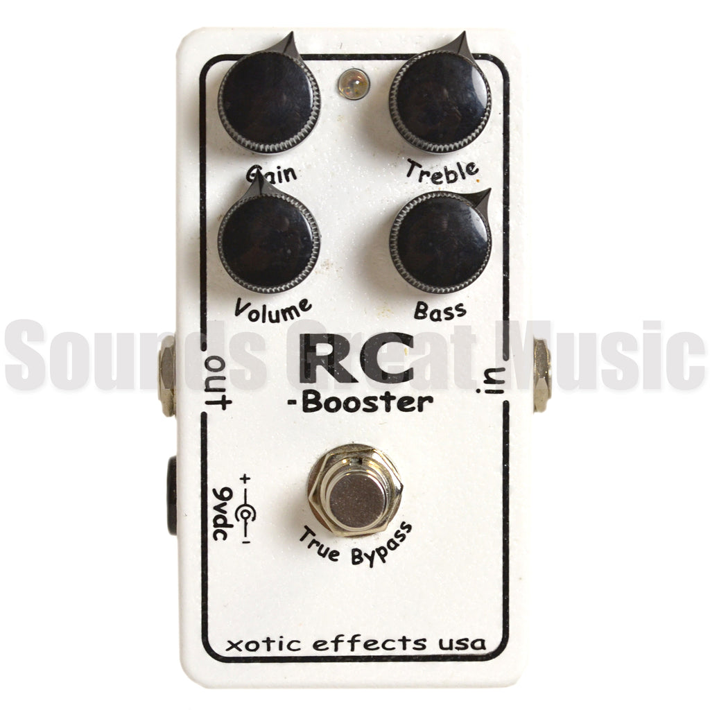 Xotic RC Booster Second Hand