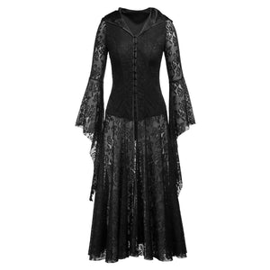 Lady's medieval Gothic Dress