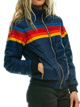 Load image into Gallery viewer, Women's Sun Sunburst Rainbow Jacket