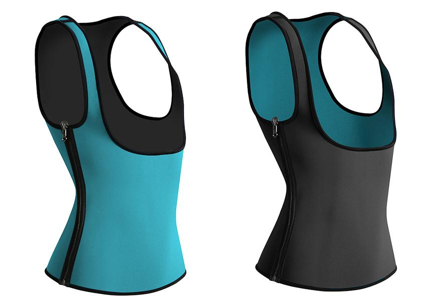 Women's Body Dress Shunting Sports Top Shaping Vest