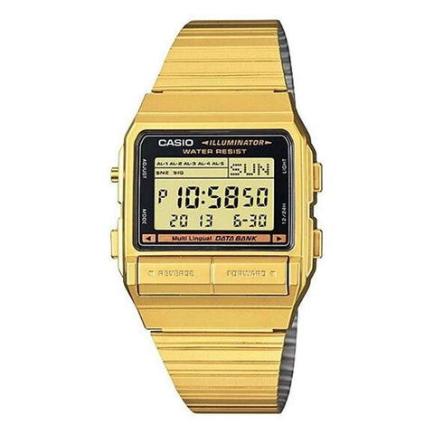 Casio Gold Vintage Watch - DB380