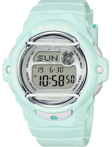 Baby-G Women's Casio Digital Watch - BG169
