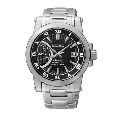 Seiko Mens Kinetic Direct Drive Watch - SRG009P1