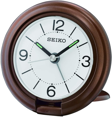 Seiko Travel Alarm Clock QHT012B