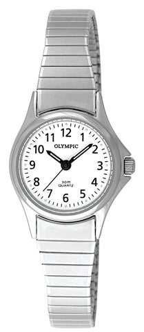 Olympic Ladies Expanding Full Figure Watch 78012