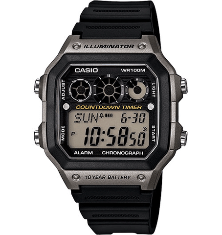 Casio  Youth Digital AE-1300WH-1AV