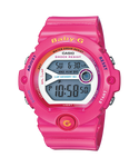 Baby-G Women's Digital Pink Running Series Watch - BG-6903-4BDR
