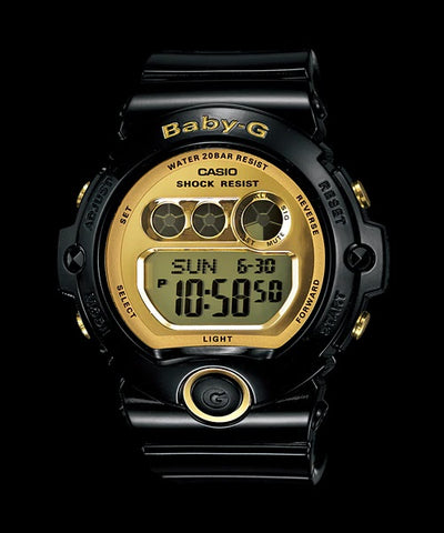 Baby-G Women's Casio Watch - BG6901-1D
