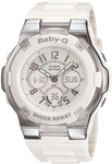 Baby-G Women's Casio Analogue Digital Watch - BGA110BL