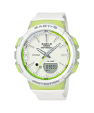 Baby-G Ladies Casio Step Tracker Watch - BGS-100-7A2
