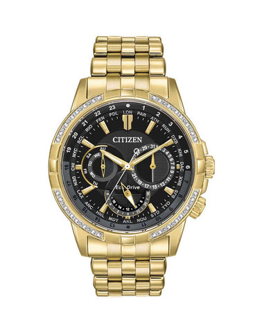Citizen Eco Drive GP Diamond set Watch BU2082-56E