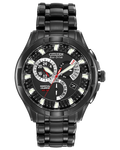 Citizen Mens Eco-Drive Black Watch - BL8097-52E
