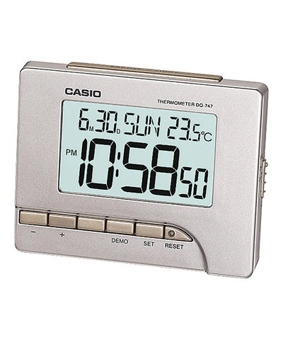 Casio Digital Bedside Alarm Clock