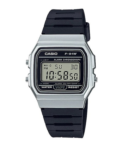 Casio Classic Digital Watch F-91WM-7A