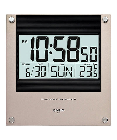 Casio Digital Wall Clock ID-11S