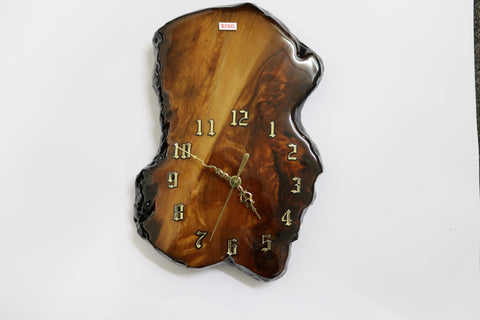 New Zealand Swamp Kauri Clock