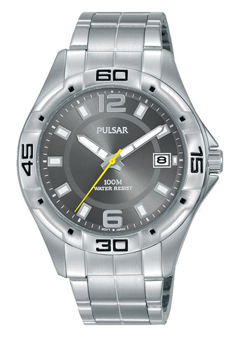 Pulsar Mens Workwatch 100m - PXHA69X