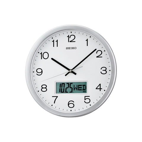 Seiko Office Wall Clock QXL007-S