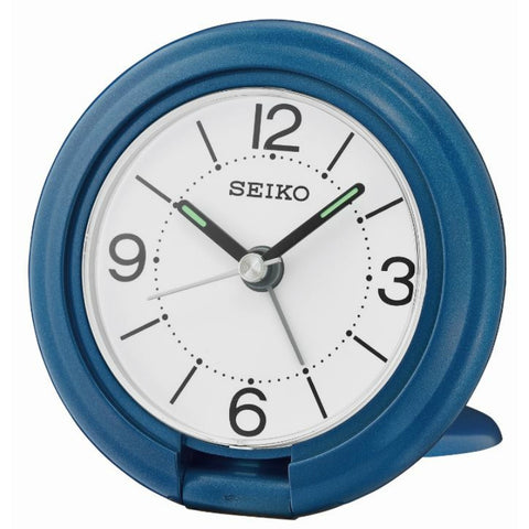 Seiko Travel Alarm Clock QHT012L