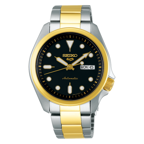 Seiko 5 Two tone Automatic - SRPE60K1