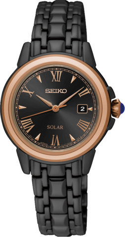 Seiko Ladies Le Grand Sport Solar Watch - SUT344P1