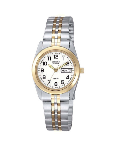 Citizen Ladies Two Tone 50m WR EQ0514-57A