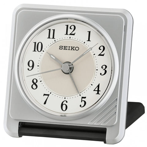Seiko Travel Alarm Clock QHT016S