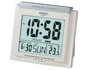 Casio Digital Alarm Clock DQ-750F-8
